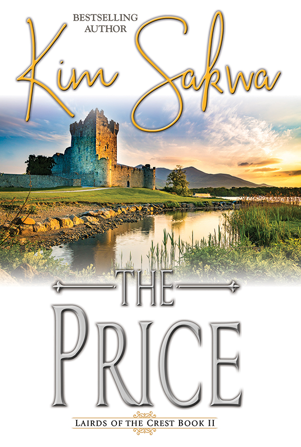 The Price by Kim Sakwa Book Cover