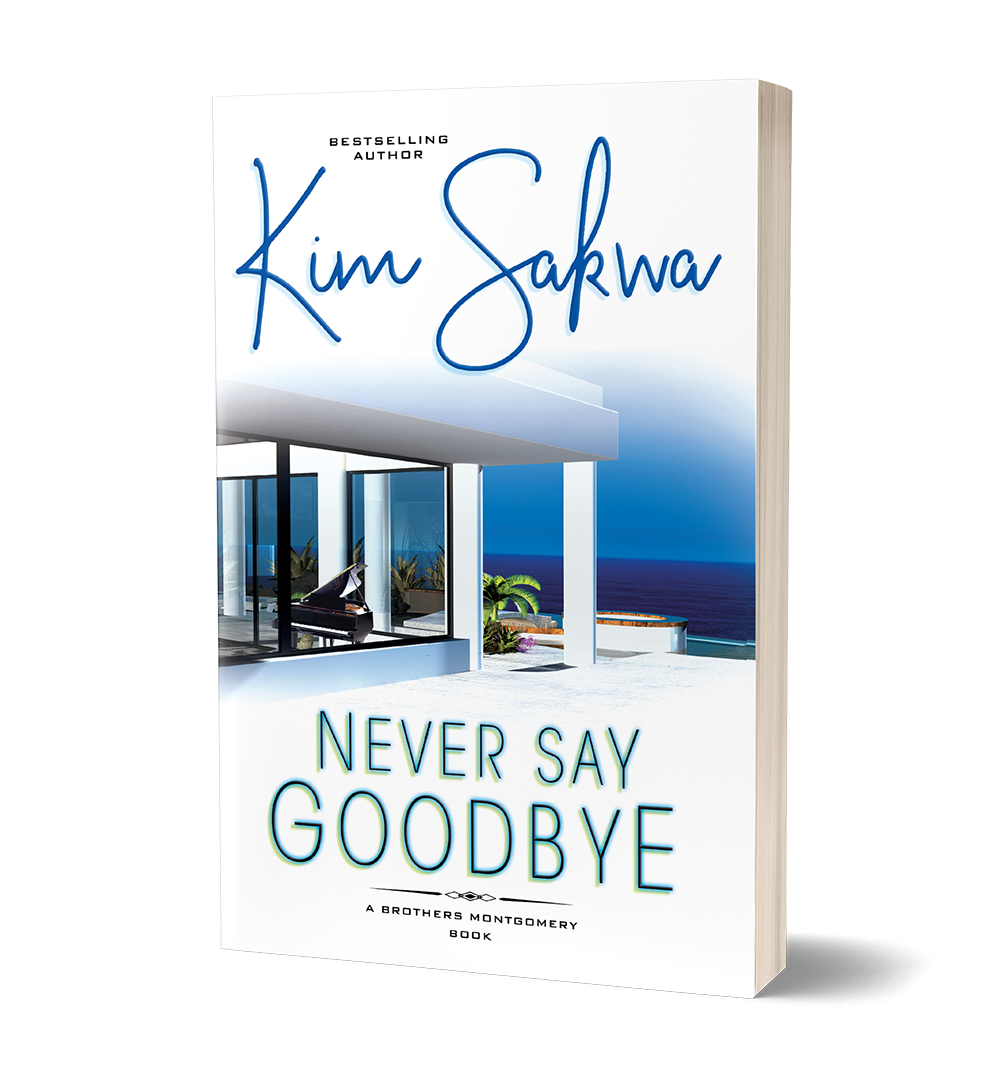 Never Say Goodbye by Kim Sakwa 3D cover-web