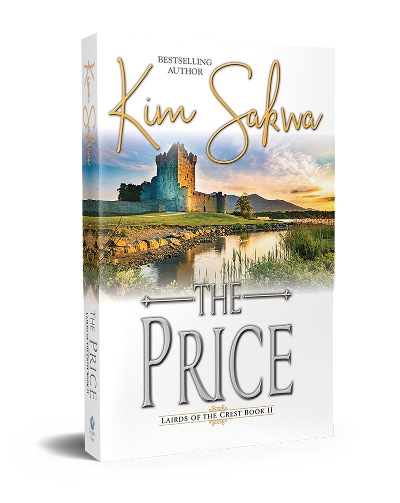 The Price by Kim Sakwa 3D Book Cover-web
